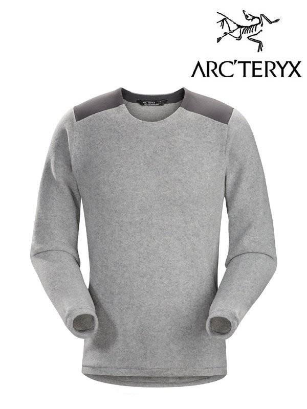 Donavan Crew Neck Sweater #Light Grey Heather [20155][L06936100]