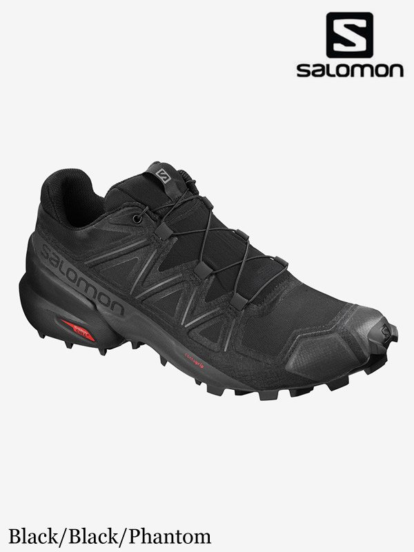 SPEEDCROSS 5 #Black/Black/Phantom [L40684000]