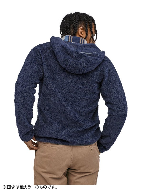 Men's Los Gatos Fleece Hoody #BLK [25922]