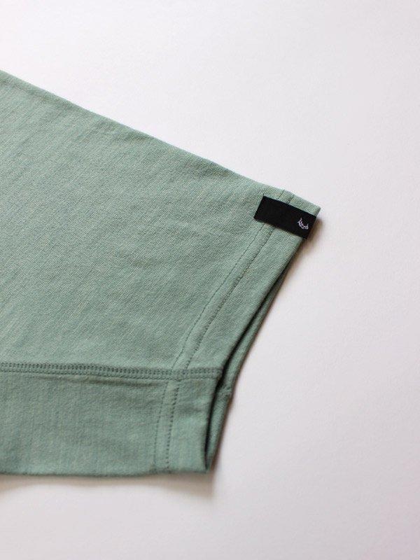 TB Wool Tee #Green [BG-191]