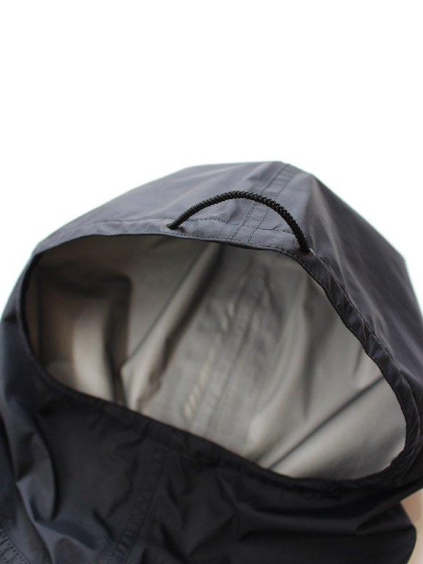 Hood Smock (Nylon) #Black [2885P]