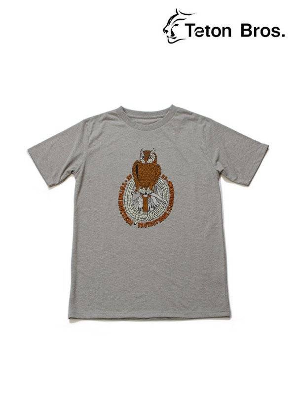 TB Protect Your Playground Tee (Men) #Gray [TB193-50030]