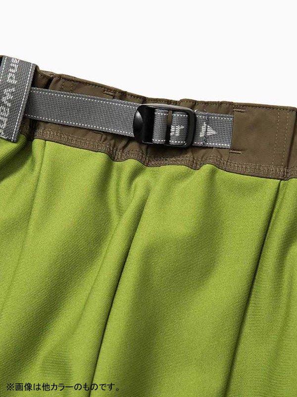 W's light fleece pants #Charcoal [AW93-JF013]