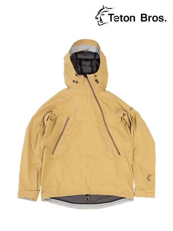 Tsurugi Jacket KB (Unisex) #Khaki [TB193-10022]