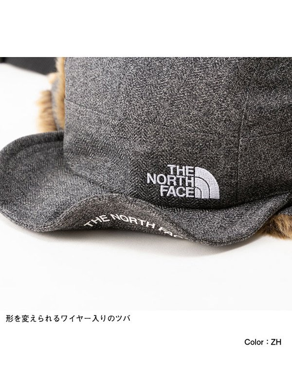 Novelty Frontier Cap #ZH [NN41709]