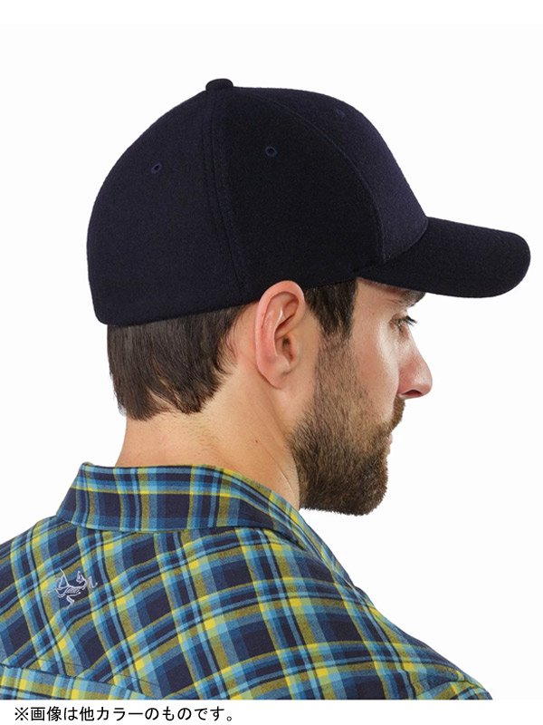 Wool Ball Cap #Navy Heather [24555][L07240200]
