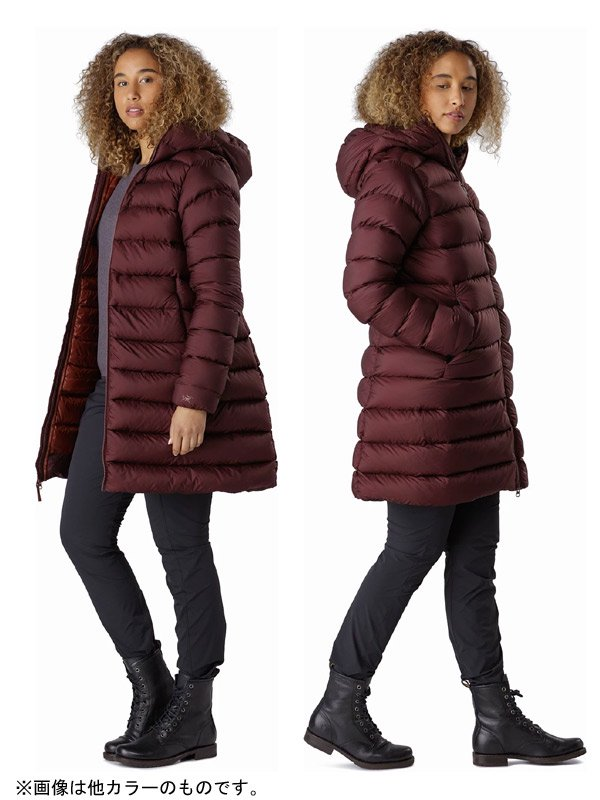 Women's Seyla Coat #Black [24103][L07247700]