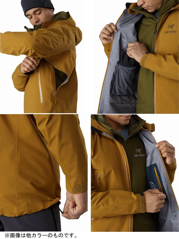 Beta SV Jacket #Orion [18411][L07219500]