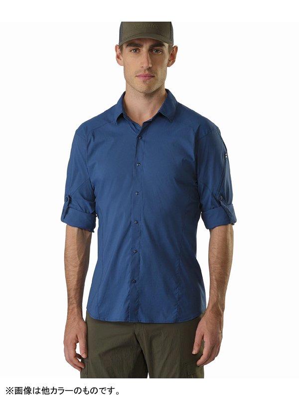 Elaho Shirt LS #Neptune [13652][L07135000]