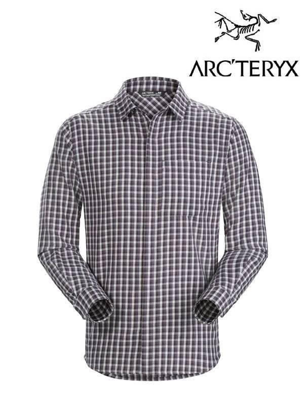 Bernal Shirt LS #Boreas [21740][L07285300]