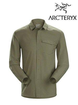 Skyline Shirt LS #Wildwood [19065][L07266600] _ ARC'TERYX | アークテリクス
