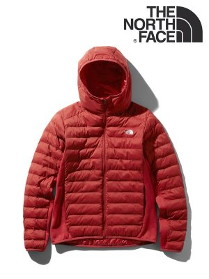 Women's Red Run Pro Hoodie #CD [NYW81971] _ THE NORTH FACE | ノースフェイス
