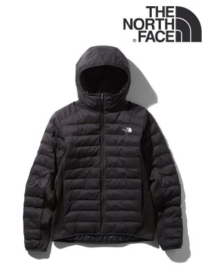 Women's Red Run Pro Hoodie #K [NYW81971] _ THE NORTH FACE | ノースフェイス