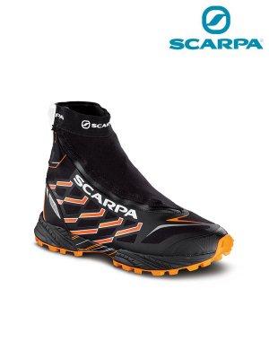 ニュートロン G #ブラック/オレンジ - SCARPA | スカルパ