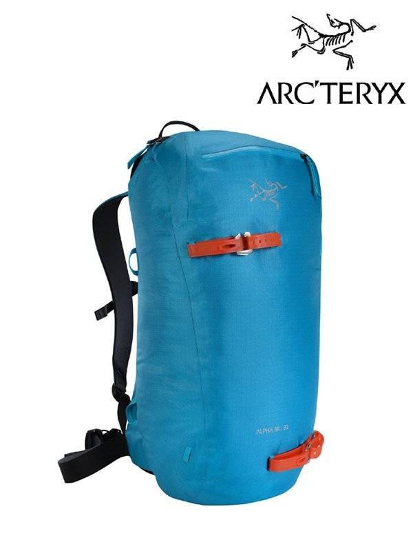 Alpha SK 32 Backpack #Dark Firoza [19644][L07226600]