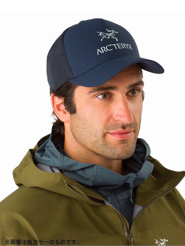 Logo Trucker Hat #Black [23965][L07176000]