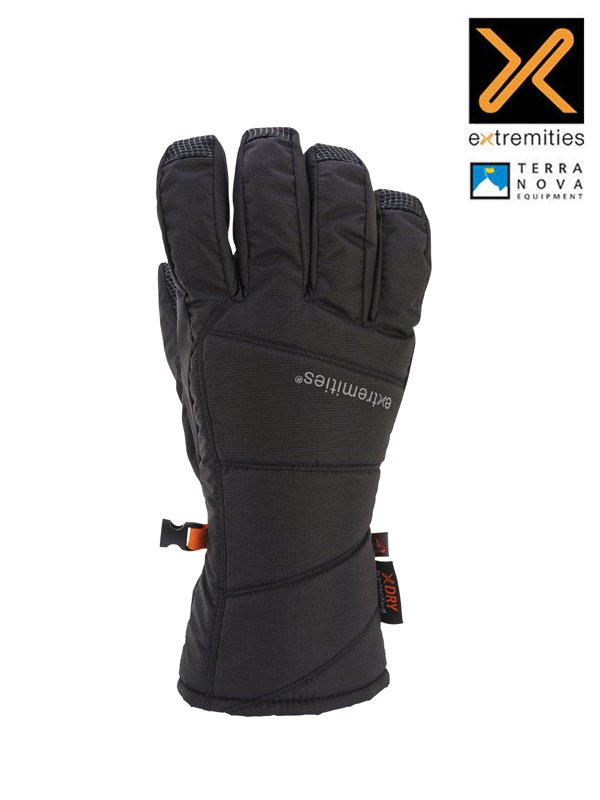 extremities Trail Glove #BK [22TRG]