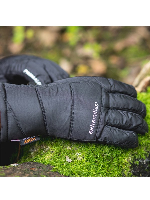 extremities|Trail Glove #BK [22TRG]