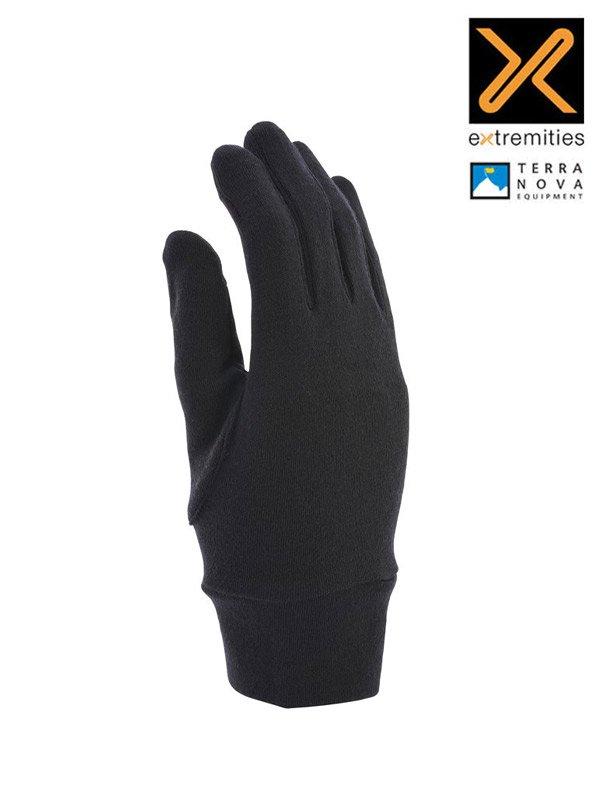 extremities|Merino Touch Liner Glove #BK [21MTL]