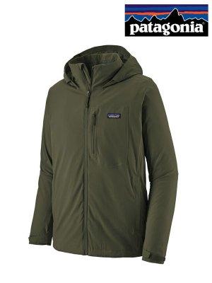 Men's Quandary Jacket #ARGR [28055] _ patagonia | パタゴニア