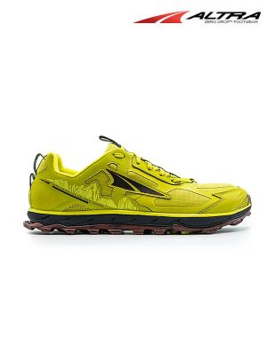 LONE PEAK 4.5 M #Lime/Red _ ALTRA | アルトラ