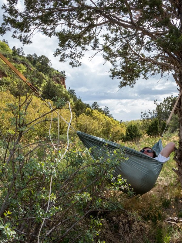 Single Plus Hammock (1.5人用) #シルバー [HH-SPS]