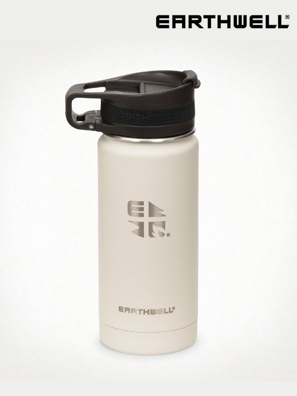 16oz Roaster Loop Bottle #Baja Sand [VJ16-R10L20]