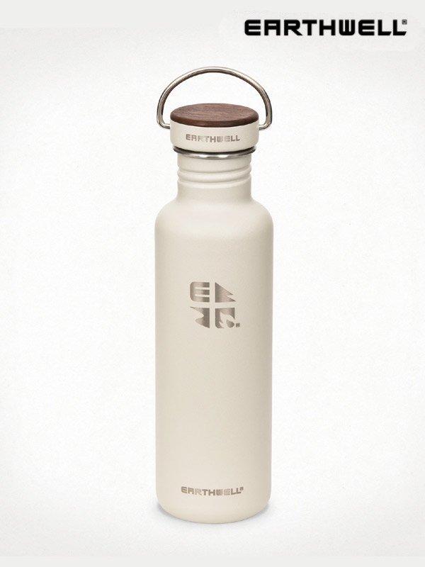 27oz Woodie Walnut Bottle #Baja Sand [SB27-W20W20]