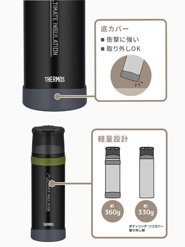 FFX-751 山専ボトル #クリアステンレス