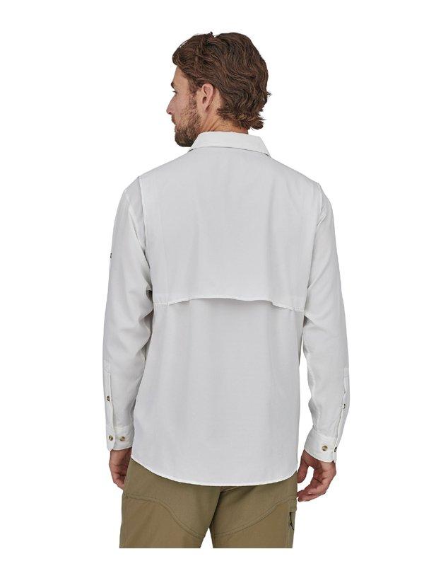 Men's LS Sol Patrol II Shirt #WHI [54254]