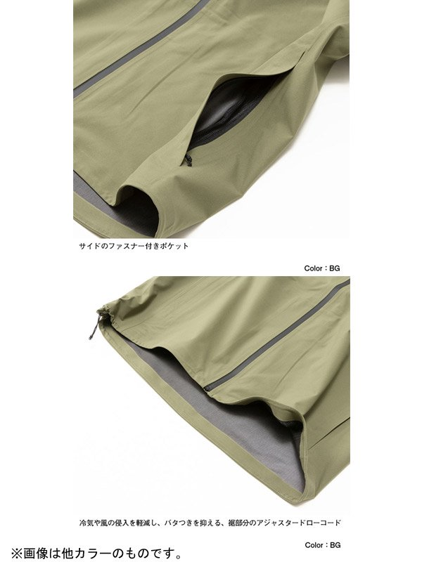 Women's FL Mistway Jacket #K [NPW12081]