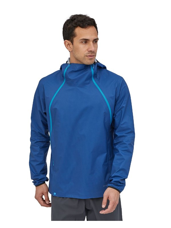 Men's Storm Racer Waterproof Running Jacket #SPRB [24111]