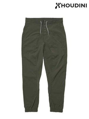 Swift Pants #Willow Green [263550] _ HOUDINI | フーディニ