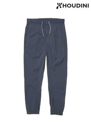 Swift Pants #Feeling Blue [263550] _ HOUDINI | フーディニ