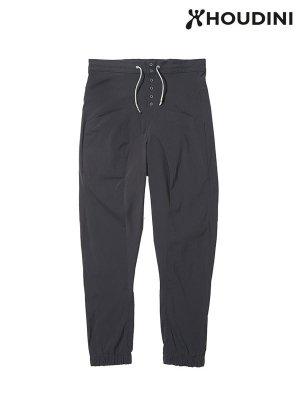 Swift Pants #Rock Black [263550] _ HOUDINI | フーディニ