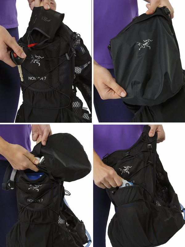 Norvan 7 Hydration Vest #Black [21275][L07008600]