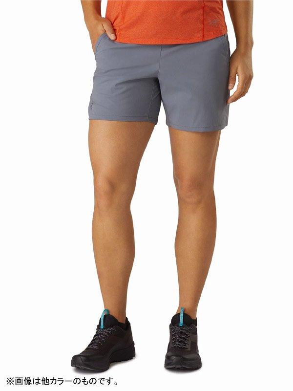 Women's Taema Short 6 #Black [25145][L07356900]