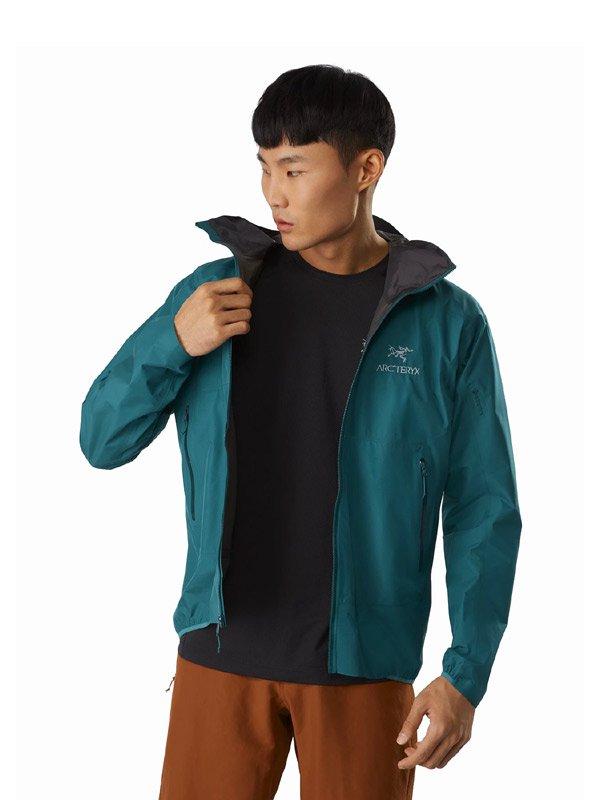 Zeta FL Jacket #Paradigm [23933][L07346700]