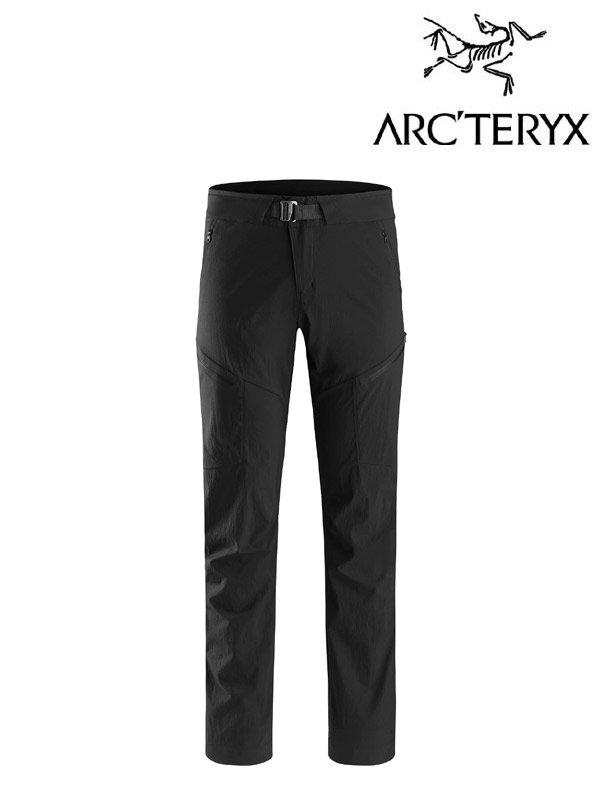 Palisade Pant (Reg Leg) #Black [22401][L07012100]
