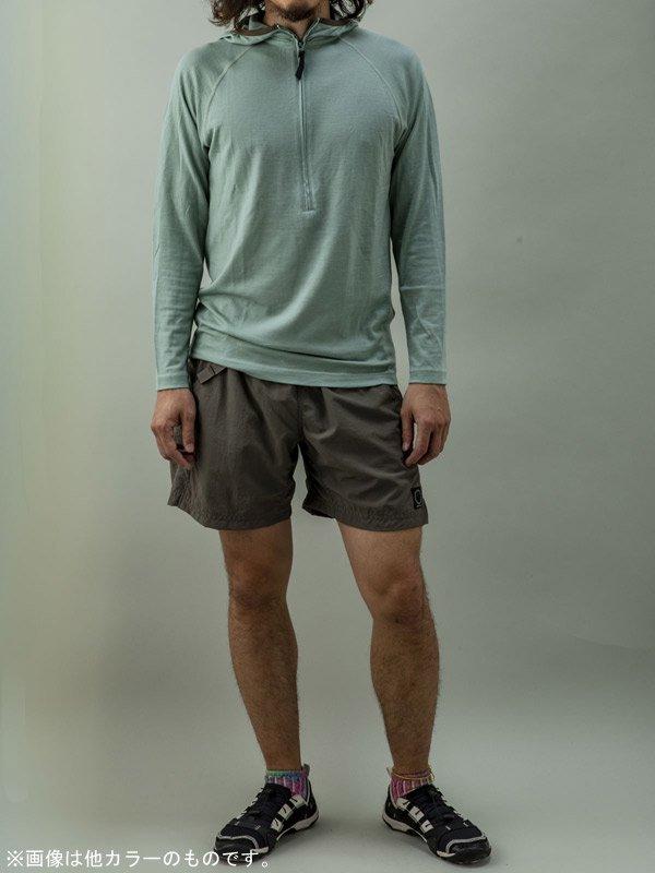M's 5-Pocket Shorts #Granite Green