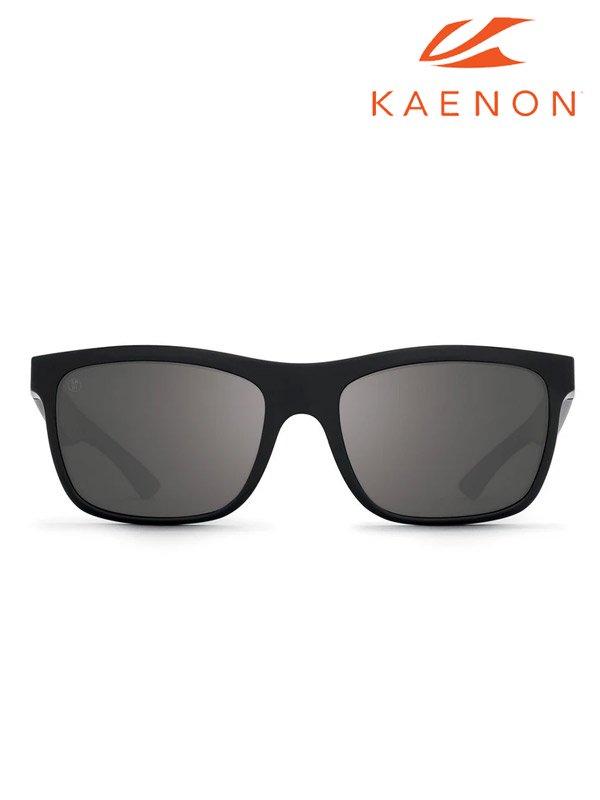 Kaenon|Clarke Black Label+Grey 12 Black Mirror