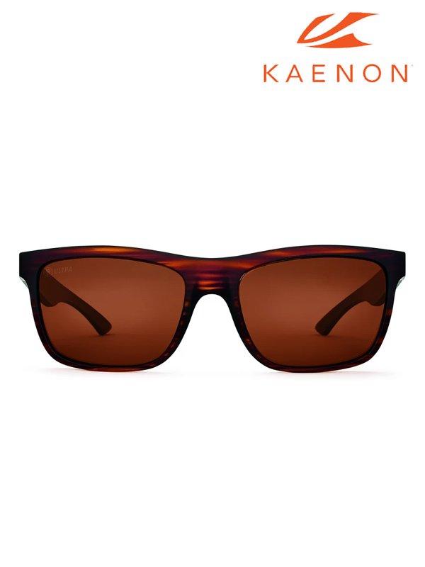 Kaenon|Clarke Hazelnut+Ultra Brown 12