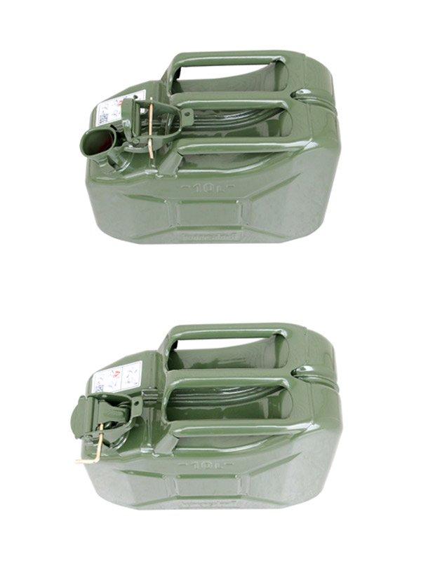 DETAIL Metal Fuel Can Classic 10L [335210]