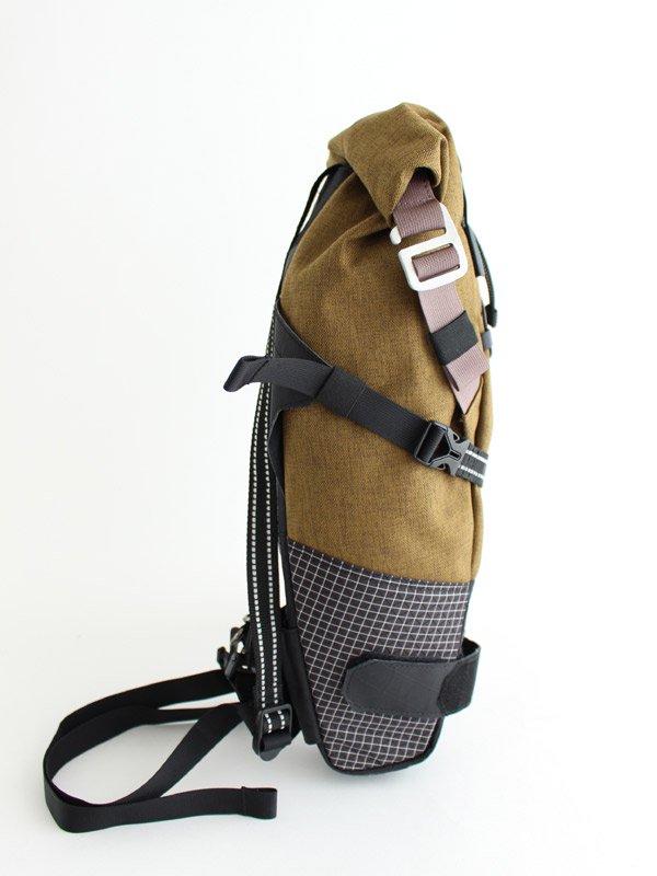 Bike'n Hike Bag #Walnut