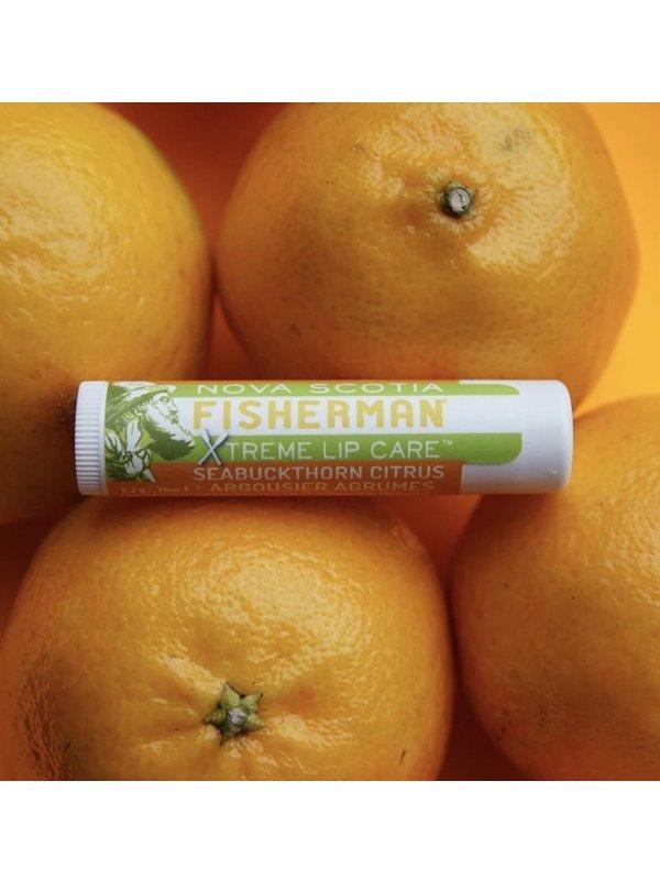 NOVASCOTIA FISHERMAN Lip Balm 5.2g (ダブルパック) #Seabuckthorn&Citrus [NS-LB-2-F]