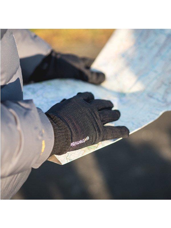 extremities|Flux Glove #BK [21FXG]
