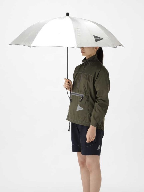 and wander EuroSCHIRM umbrella UV #Silver [5741977007]