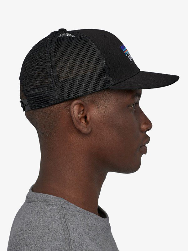 P-6 Logo Trucker Hat #BLK [38289]