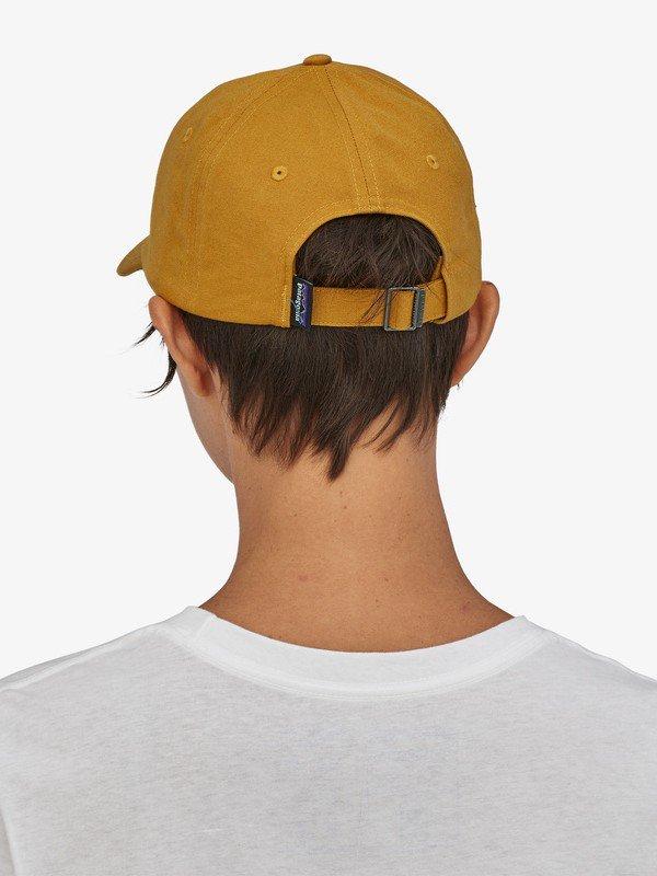 P-6 Label Trad Cap #BKWG [38296]