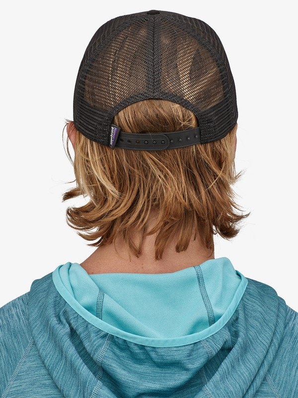 Fitz Roy Trout Trucker Hat #BLK [38288]